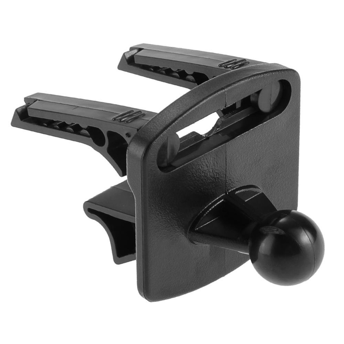 Etmakit New Arrival Promotions Black Plactics Car Vehicle GPS Air Vent Mount Holder Stand Base Set for Garmin Nuvi