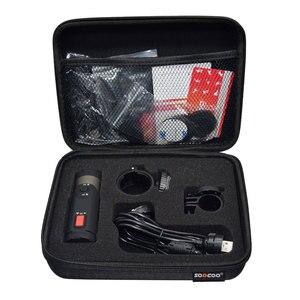 Image 5 - Оригинальная Спортивная экшн видеокамера SOOCOO S20WS с Wi Fi, водонепроницаемая, 10 м, 1080 P, Full HD, велосипедный шлем, мини, для спорта на открытом воздухе, DV
