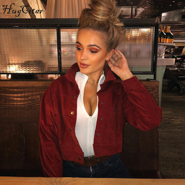 Hugcitar ribbed knit long sleeve zipper high neck bodycon sexy body 2019 autumn winter women fashion club bodysuit 4