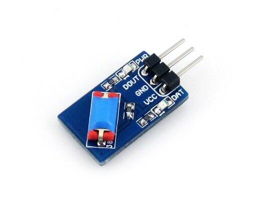 Waveshare Digital Tilt Sensor Module Vibration Sensor Module Alarm For STM32 AVR Brand New