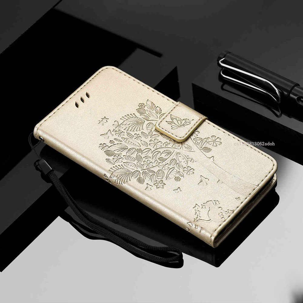 Mewah Retro Flip Case untuk Lenovo VIBE P1M P1ma40 Kulit + Silikon Lembut Dompet Stand Cover untuk Lenovo VIBE P1M Case Ponsel
