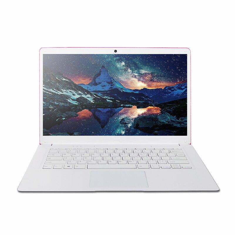 Dengan Harga Murah 14 Inch Ultbook dengan Intel Quad Core J3455 Hingga 2.3 GHz 6 E MMC 160G/320G /500G/1 TB HDD Windows10 Laptop Komputer 4700 MAh
