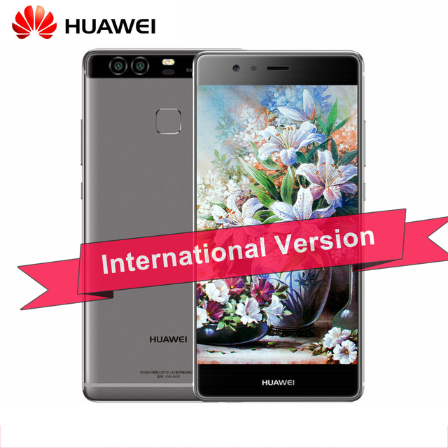 Original Huawei P9 Plus 5.5 inch 4GB RAM 64GB ROM Android 6.0 Leica 12.0MP Camera Octa Core Smart Phone Kirin 955 Fingerprint