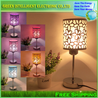 Modern Fashion Table Lamp Bedside Lamp Bedroom Lamp Free Shipping And Give A LED Bulb As
