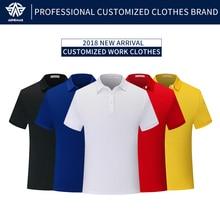 Adhemar быстросохнущие рубашки для гольфа для мужчин/женщин, модная рубашка-поло с коротким рукавом, гибкая одежда для упражнений
