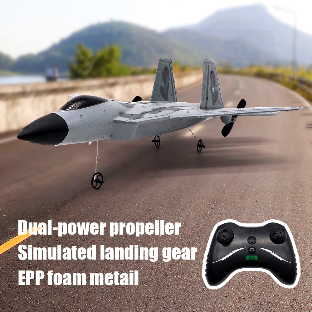 Dependable Fx822 Rc Airplane Plane Epp Gliders 2.4g Flying Model With Gyro Throwing Wingspan Foam Plan Toys For Kids Birthday Gifts