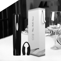 New Arrival Wine Opener Electric Stainless Steel Bottle Opener Wedding Multifunction Red Wine Bottle Opener Corkscrew Tool JJ446