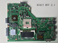 K54LY rev 2.1 motherboard for Asus laptop X54H X54HR K54HR 60 days Warranty HM65 main board