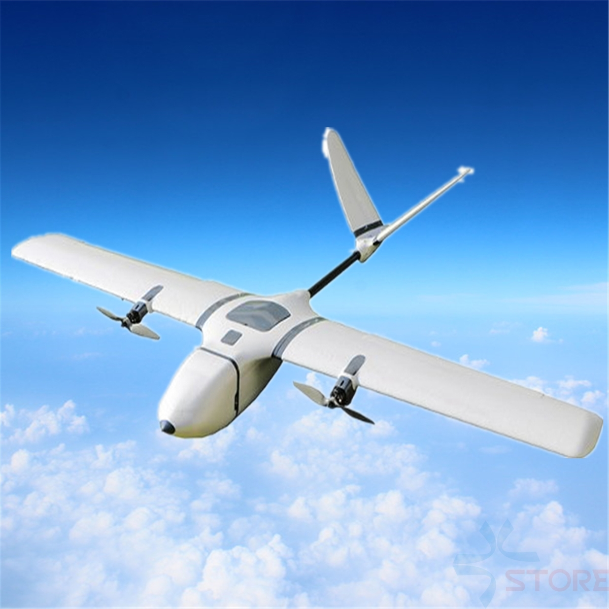 MyFlyDream MFD Nimbus 1800mm Envergure FPV Avions Long Gamme RC Avion KIT