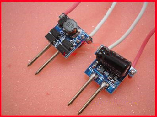 FREE Shipping!!! 3pcs Input AC-DC12v 3w3x1w3 pcs 1w high power LED drive power module series / Electronic Component