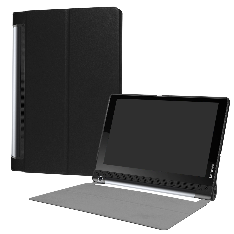 Leder abdeckung fall funda Für Lenovo Yoga Tab3 Plus YT-X703 10,1