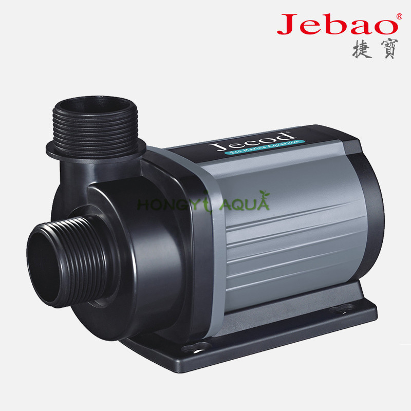 JEBAO DCS1200 SUBMERSIBLE <font><b>WATER</b></font> <font><b>PUMP</b></font> ADJUSTABLE CONTROLLER FISH TANK MARINE NANO PONDS POOL FOUTAIN <font><b>PUMP</b></font> <font><b>110V</b></font> 220V 1200L/H 12W image