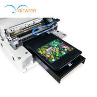 Automatic Textile Printer Price Cotton Fabric Digital Printing Machine With One Year Warranty