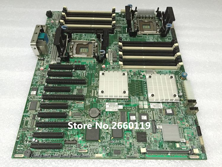 Server mainboard for ML370G6 467998-002 491835-001 606200-001 motherboard Fully tested
