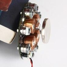 Magnétique Suspension Horloge Accessoire 360 Omnidirectionnelle Magnétique Suspension Mouvement