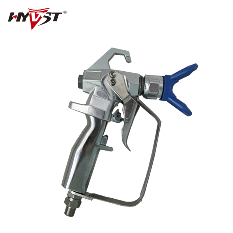 ФОТО High Pressure airless paint sprayer gun Contractor  2-finger 3600Psi 24.8MP airless paint sprayer gun No spraying Machine