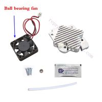 Titan Aero Upgrade Kit W 12V 24V Ball Bearing Fan For 1 75mm 3 0mm Titan
