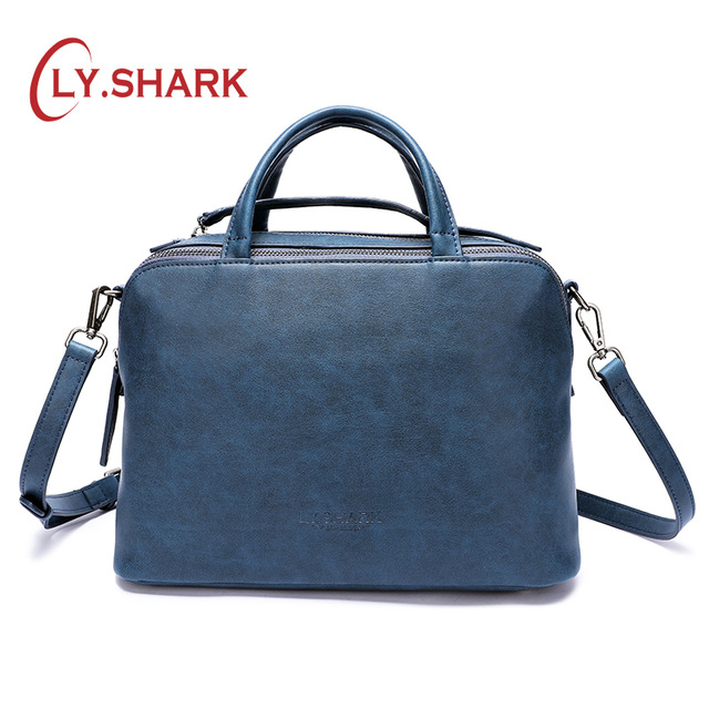LY.SHARK Handbags Women Shoulder Bag Messenger Bag Female Handbag Ladies Genuine Leather Crossbody Bags Women 2018 Luxury Brand цена
