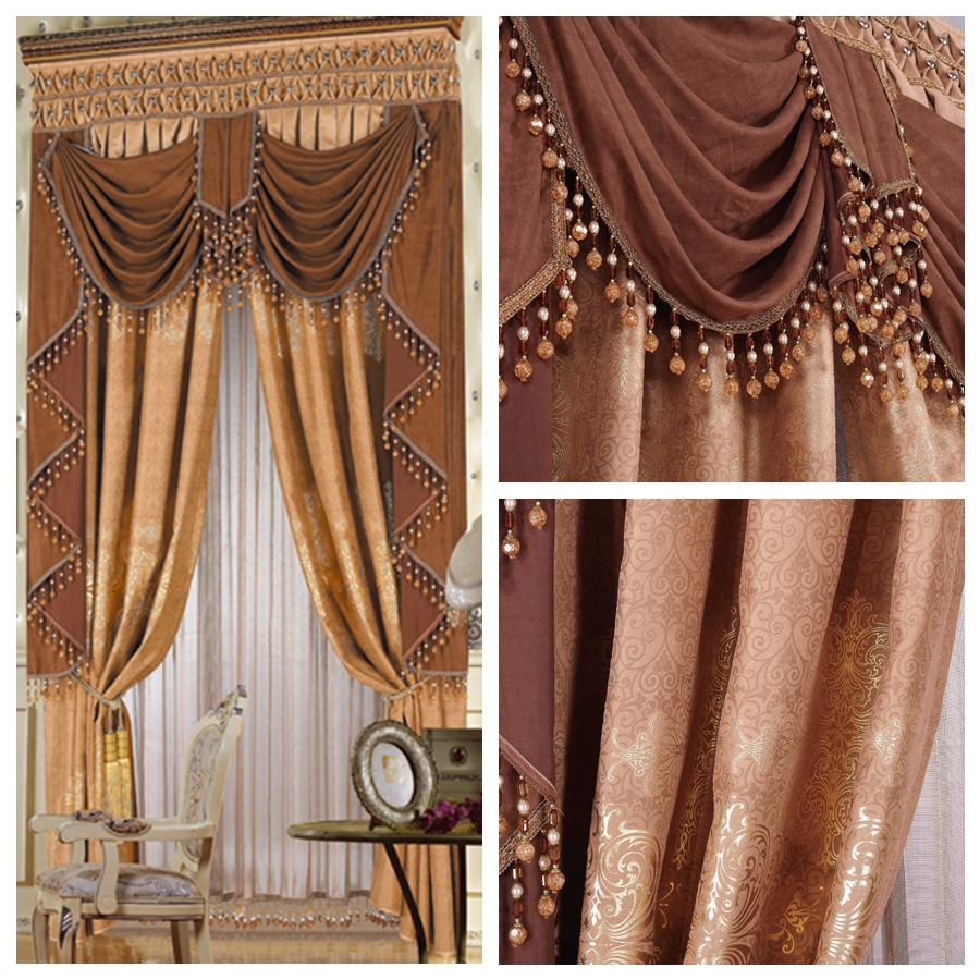 Beads the blind Luxury fashion classical decoration bronzier ...
