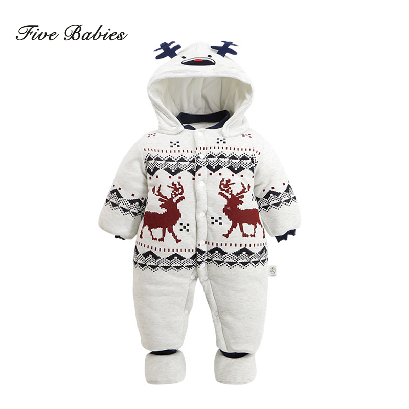 2017 Baby rompers Newborn Cotton tracksuit Clothing Baby Long Sleeve hoodies Infant Boys Girls jumpsuit baby clothes boy baby hoodies newborn rompers boys clothes for autumn hooded romper cotton jumpsuit child kids costumes girls clothing