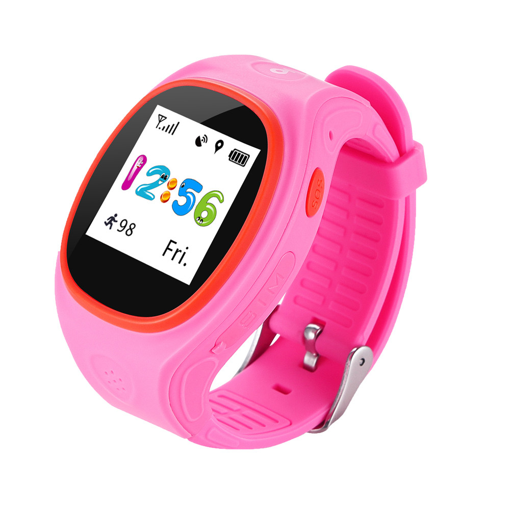 Smart Health Baby Watch GPS Tracker For kids Safe SOS Call Anti Lost Reminder For Android phone Baby Security Smartwatch SE8a smart baby watch q60 детские часы с gps розовые