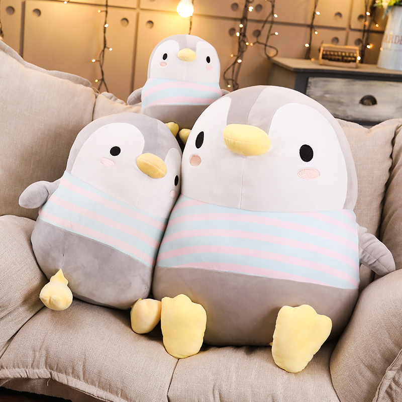 30 70cm Soft fat Penguin Plush Toys Staffed Cartoon Animal Doll Fashion Toy for Kids Baby Lovely Girls Christmas Birthday Gift|Stuffed & Plush Animals| - AliExpress