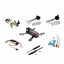 ZMR250 3K Carbon Fiber Quadcopter Kit Frame CC3D Propeller EMAX Motor ESC VEJ65 T51