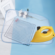 40x60cm Ironing Board Cover Protective Mesh Bag Mat Pad Guard Protect Delicate Garment Clothes Household