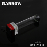 Barrow 12V RGB 17w Water Pump Sets Water Cooling Pump Cooling System Water Pump Computer Speed