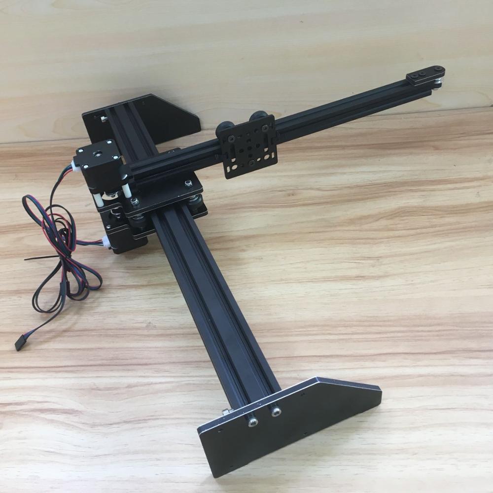 Funssor bricolage dessin traceur kit simple CNC grbl systèmes laser machine de gravure ensemble mécanique traceur stylo laser cutter