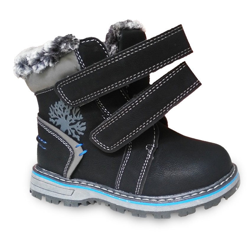 Hot-selling 1pair Leather winter cotton-padded Snow Boots Children Sneakers, high quality comfortable KID/Girl/boy sport shoes