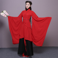 New Design 3 Color Tang Dynasty Women's Hanfu Costume for Adult Chinese Traditional Folk Fairy National Costume Cosplay Party