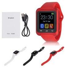 Bluetooth Smartwatch U80 für Samsung Handys für iPhone 4/4 S/5/5 S/6 und Samsung S4/Note/s6 HTC Android Phone Smartwatch