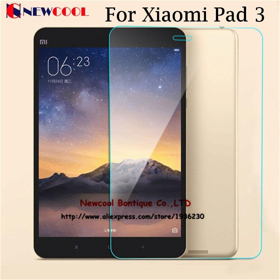 9 h garde film pour xiaomi pad 3 mi pad 3 mipad3 7.9 tablet protecteur d'écran en verre trempé de protection film