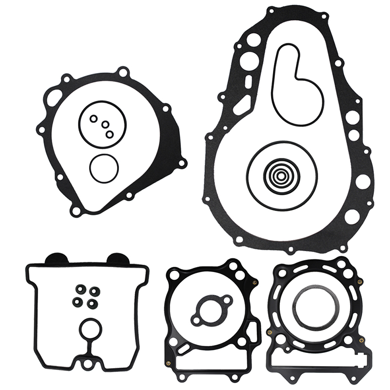 AHL Head Cylinder gaskets Stator Cover Gasket Kit For ARCTIC CAT DVX 400 For KAWASAKI KFX