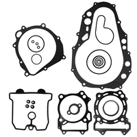 AHL Head Cylinder gaskets Stator Cover Gasket Kit For ARCTIC CAT DVX 400 For KAWASAKI KFX 400 For SUZUKI LTZ400