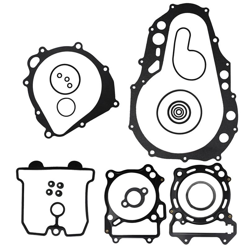 AHL Tête Cylindre joints Stator Couverture Kit de Joint Pour ARCTIC CAT DVX 400 Pour KAWASAKI KFX 400 Pour SUZUKI LTZ400