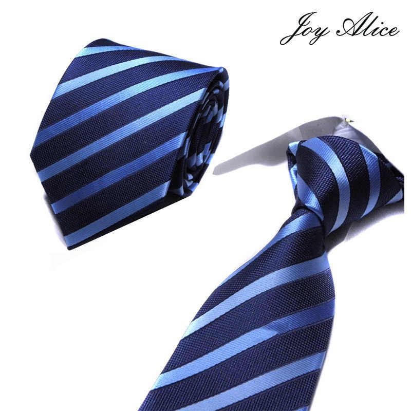 2018 뉴 클래식 격자 무늬 망 럭셔리 실크 남성 넥타이 체크 무늬 공식 비즈니스 웨딩 영국 격자 무늬 cravatte 세타 8 cm 넥타이
