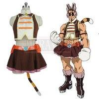 My Hero Academia Boku no Hero Akademia Pussycats PUSSY CAT Tiger Cosplay Costume Custom Made Any Size