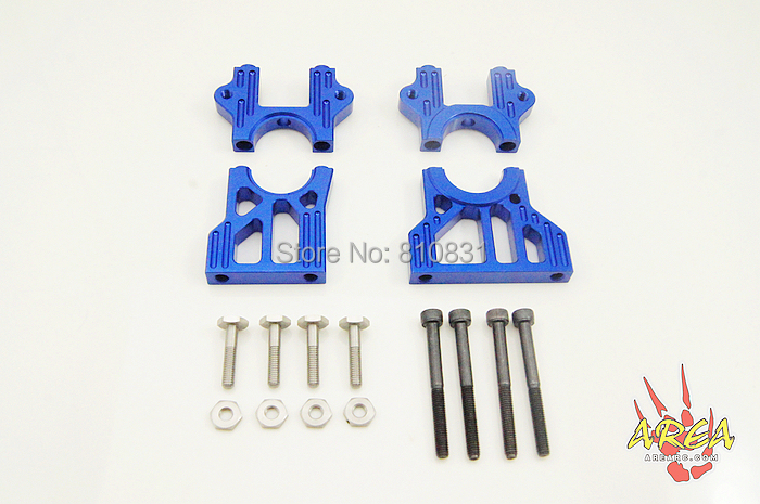 Area RC Gearbox Bracket stent  For LOSI 5IVE-T area rc rear hub carrier for losi 5t 5ive t