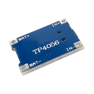 Image 4 - MCIGICM 450pcs TP4056 1A Lipo Battery Charging Board Charger Module lithium battery DIY MICRO Port Mike USB Hot sale