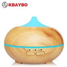 KBAYBO 150ml Ultrasonic Humidifier Cool Mist Aroma Diffuser Aromathera