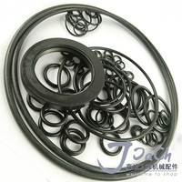 Excavator accessories Komatsu PC 300 7 350 7 360 7 hydraulic pump oil seal oil seal repair kit digger parts