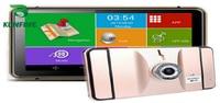 7 Inch Android 8GB 512M Car DVR GPS Navigation Radio Truck Vehicle GPS Navigators Lorry Free Map Upgrade Audio recording