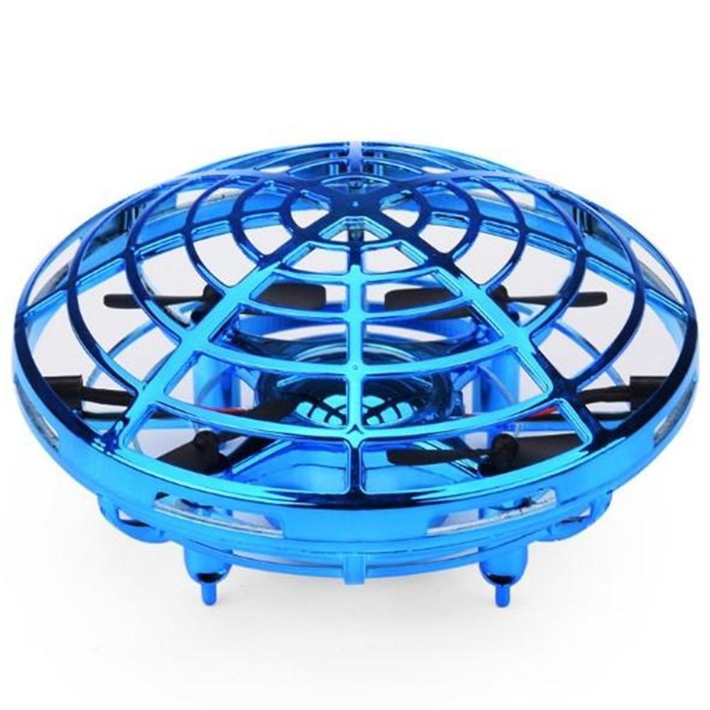 Mini Drone UFO helicóptero de juguete volador 15