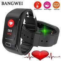 men waterproof LIGE Men Women Sport Smart Bracelet Bluetooth Clock Heart Rate Blood Pressure oxygen Sleep Monitor Pedometer Watch waterproof (3)