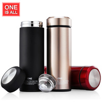 Thermos Garrafa Termica Cup Thermos Coffee Cup Water Glass Liner Vacuum Cup Stainless Steel Straight Line
