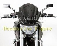 New Bike Motorbike Windshield Windscreen For Yamaha MT 07 MT07 FZ 07 MT 09 MT09 FZ
