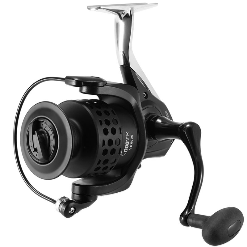 Deshion 12BB Carp Spinning Fishing Reels Wheel 3000 Series Aluminum Reel Seat Spinning Reel for Freshwater/ Saltwater-in Fishing Reels from Sports & Entertainment