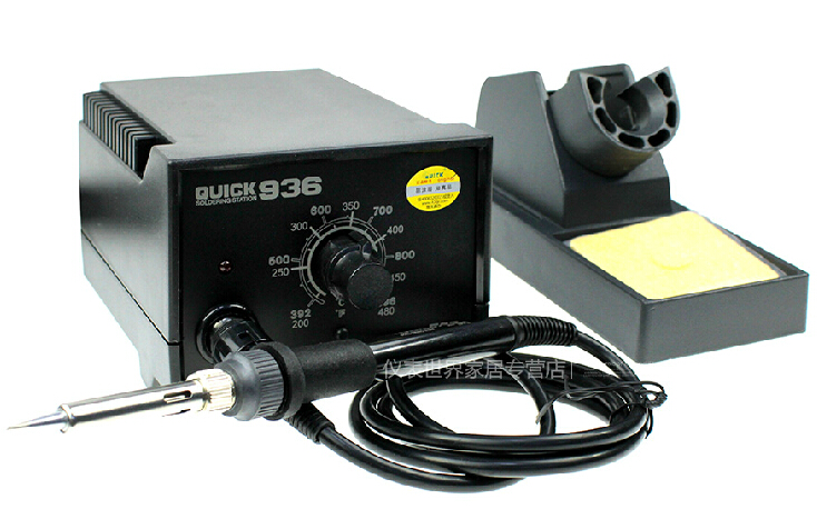 quick 936e temperature soldering station station. Black Bedroom Furniture Sets. Home Design Ideas